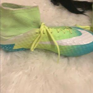 Nike Shoes - Nike hypervenom cleats